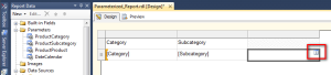 20 Parameterized Report - Assign Columns to Table