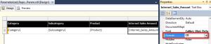 21 Parameterized Report - Apply Formatting