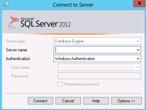 SSIS-ConnectToSQLServer